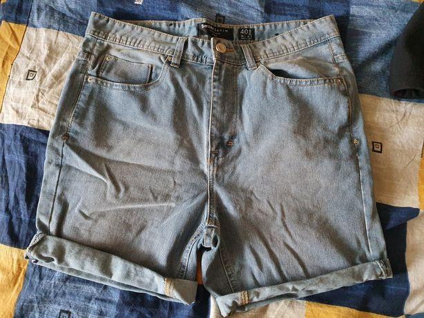 Продам джинсовые шорты Bershka Denim