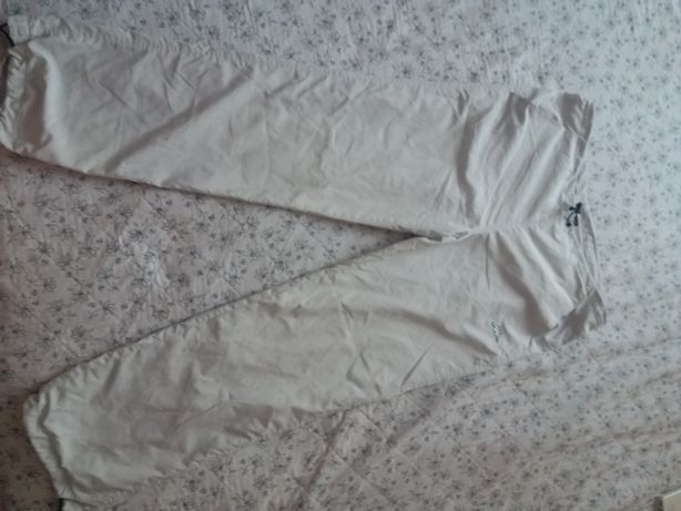 Kappa оригинал спортивные штаны на подкладке р L