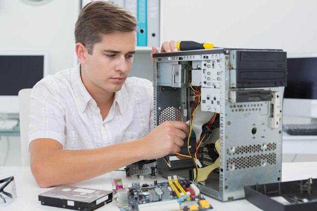 Комп'ютерна допомога. Ремонт ПК та ноутбуків