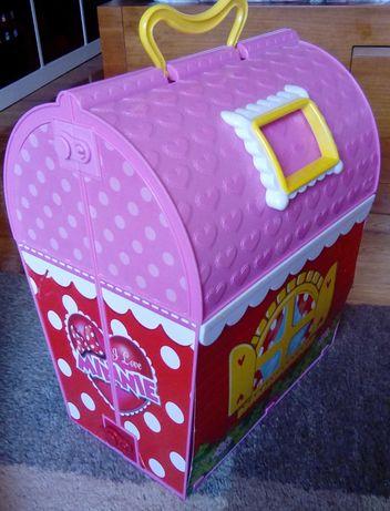 Casa da Minnie ( I Love Minnie) + Boneca