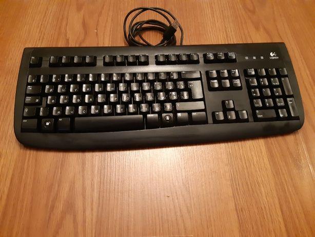 Продам клавиатуру Logitech Deluxe 250 Keyboord