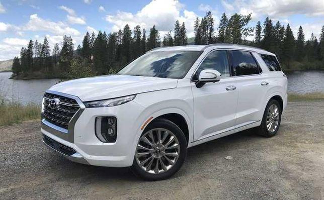 Запчасти Hyundai Palisade