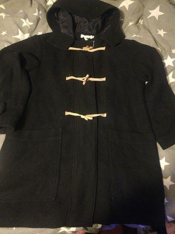 Kurtka płaszcz rozmiar 42 H&M z kapturem