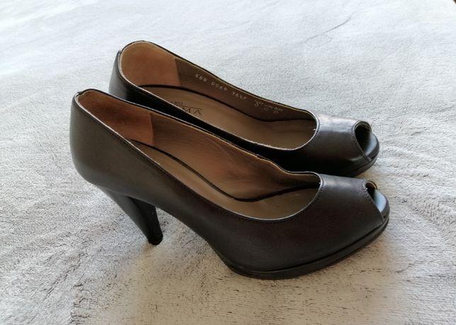 buty czółenka szpilki r. 36,5 RYŁKO
