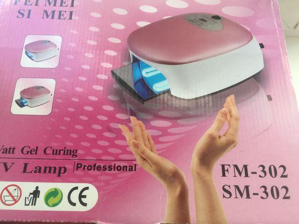 Гель лампа для сушки лаков