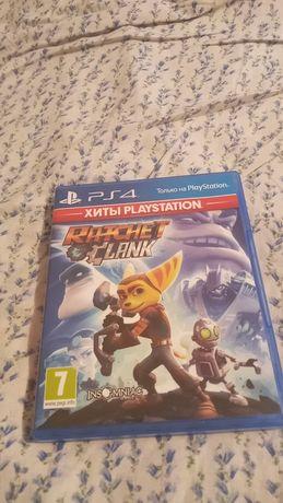 Продаю игры для ps4 Ratchet and Clank