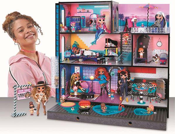 Будинок для ляльок лол . Дом Модный особняк 571414