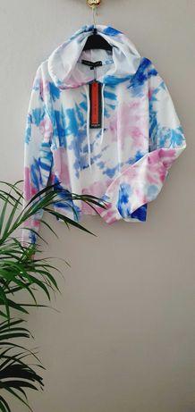 Bluza, fason krótszy