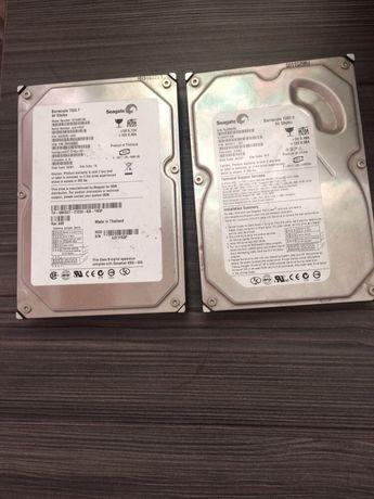 Жесткий диск на 40 и 80 Gb