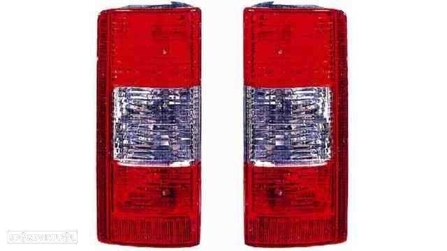 Farolim Esquerdo Opel Combo 01-11