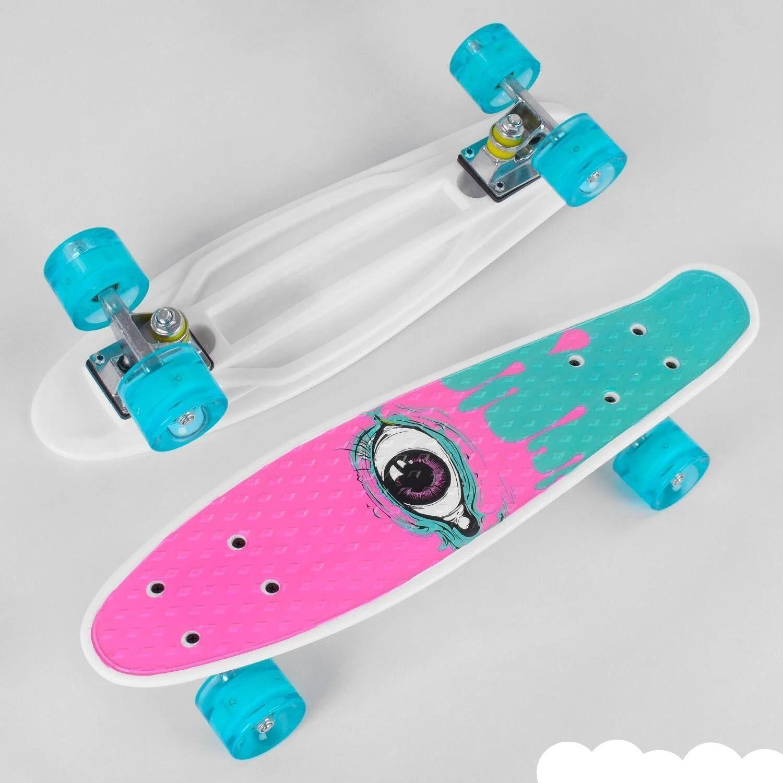 Скейт пенни борд