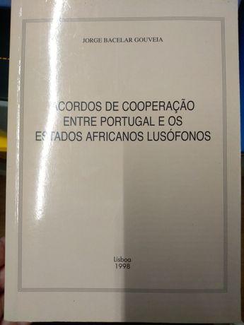 Acordos de Cooperação entre Portugal e os Estados Africanos Lusófonos