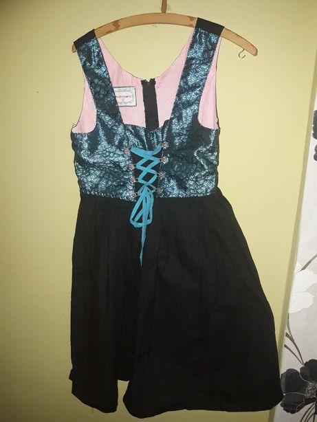 Przebranie suknia karczmiarki