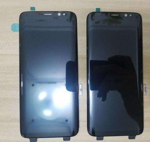 Vidro, dísplay, lcd, ecrã Samsung s7 s8 e S8+ s9 s10