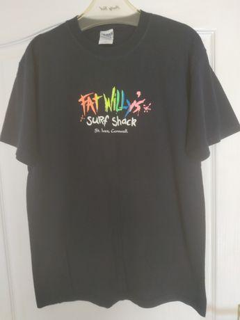 Koszulki z krótkim rękawem, 7 t- shirtów i jedna Polo