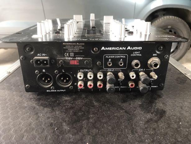 Mikser dla DJ American Audi Q-D5 MKII