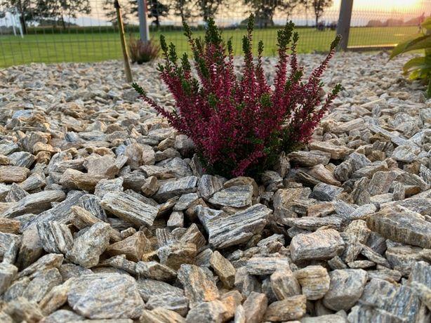 Hurt 25 ton Gnejs Ozdobny kora kamienna grys granitowy Dalmatyńczyk