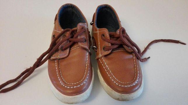 Eleganckie buciki dla chłopca