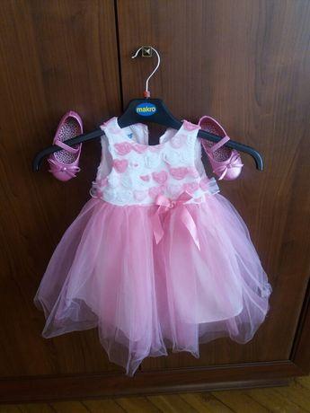 Sukieneczka na roczek na 12miesiecy