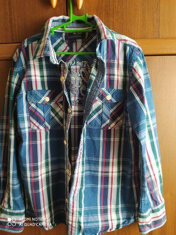Рубашка Tommy Hilfiger. Рост 134