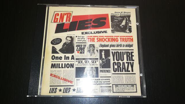 "CD "" LIES "" Guns n` Roses (Como Novo) 1988"