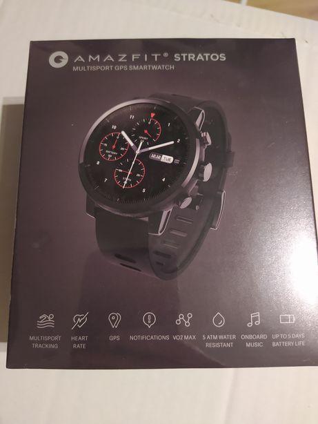 NOWY smartwatch Xiaomi Amazfit Stratos 2 na prezent GPS glonas BT