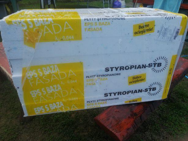 Styropian - pozostałość po ociepleniu