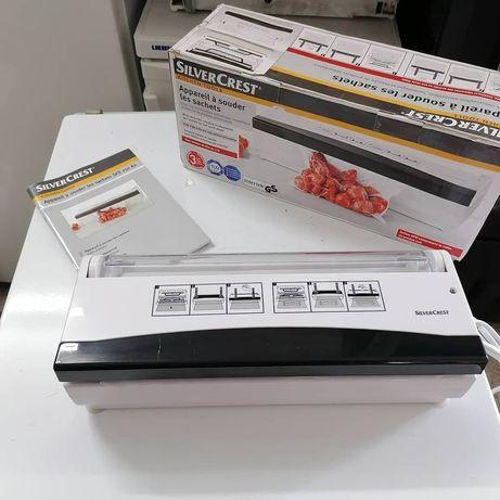 Вакууматор, вакуумный упаковщик. Из Германии. Silver Crest SFS 150 A2.
