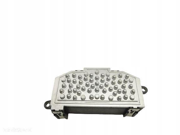 Rezystor dmuchawy AUDI 8K0820521B