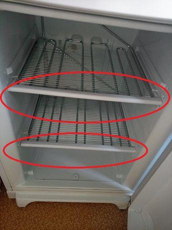 Обрамление полки морозильной камеры для холодильника indesit