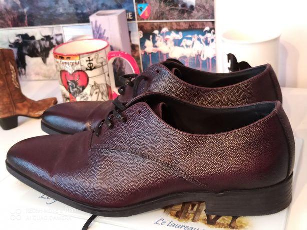 Półbuty męskie Kurt Geiger Verona 40  Upper Leather