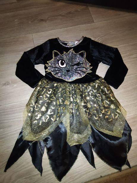 Прокат костюм ,платье кошечки, кошки 2-3 года