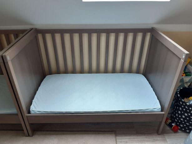 Łóżeczko niemowlęce Sundvik Ikea