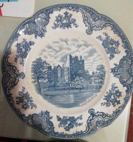 Продам б/у колекционную фарфоровую тарелка, Англия, Johnson Br