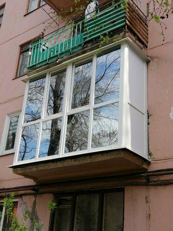 Балконы,Лоджии ! Ремонт и реставрация