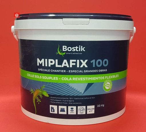 Bostik MIPLAFIX 100 - Klej do wykładzin opak. 20kg