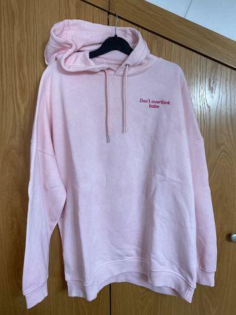 Sweatshirt rosa Pinkie XL