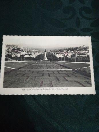 Foto postal de Lisboa 1960