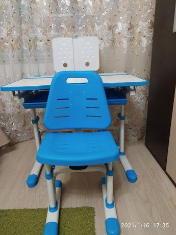 Парта  стул Деми