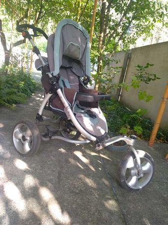 Продается детская коляска (б/у).