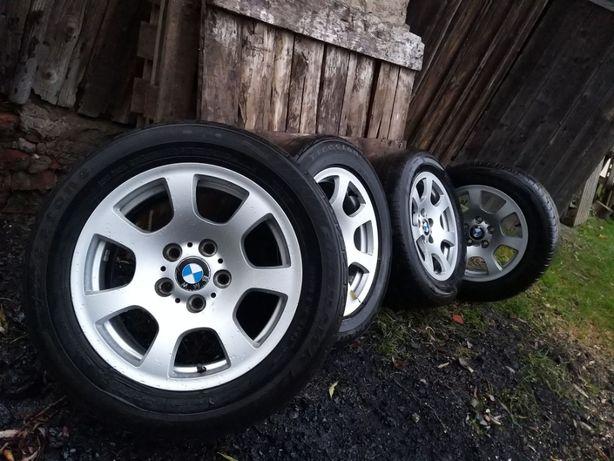 Kola 225/55/R16 5x120 BMW Zima/Lato