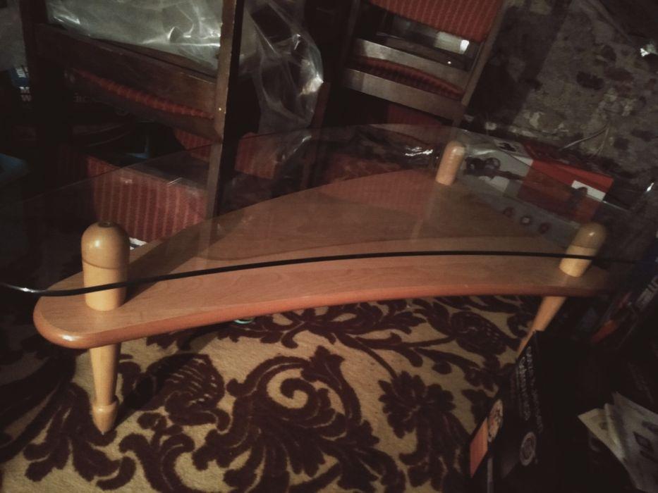 Ława szklana na nóżkach Bukowno - image 1