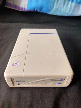 Leitor e gravador externo de Cd's para PC