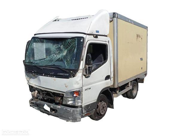 Peças Mitsubishi Canter 3C13 (2006) frio contentor