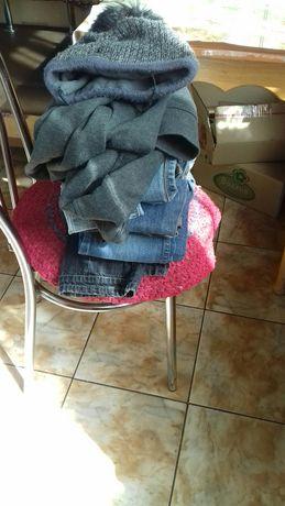 Детские джинсы.кофта