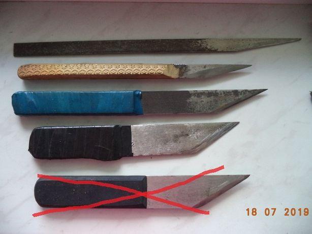 Ножи сапожные разного размера