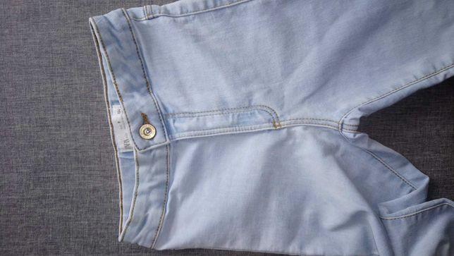 Spodnie jeans Zara skinny 9 lat, 134 cm.