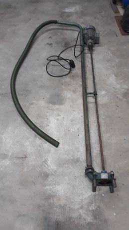 Pompa do wody/gnojowicy, wydajna, zasilanie 400V.