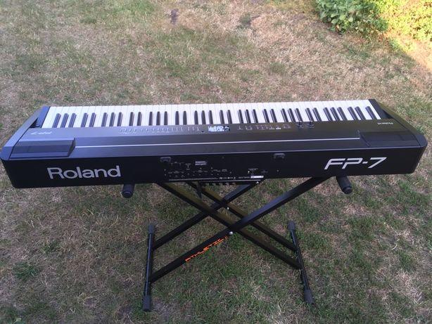Roland FP7, pianino elektryczne, keyboard, syntezator