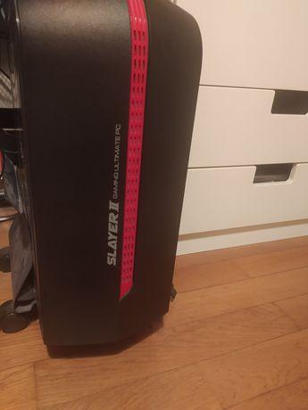PC gaming como novo + oferta teclado gaming redragon k630W-RGB